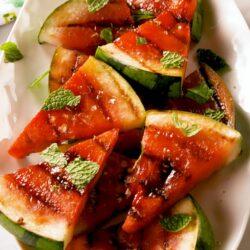 Best Grilled Watermelon