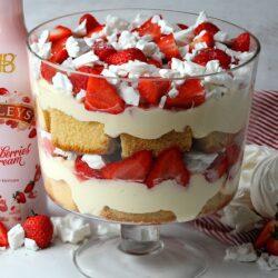 Baileys Eton Mess Trifle