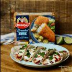 Birds Eye Fajita Fish Tacos