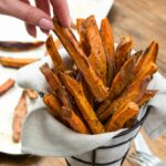 Salt 'n Pepper Sweet Potato Fries