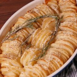 Parmesan Potato Casserole