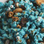 Cookie Monster Popcorn