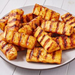 Fireball Grilled Pineapple