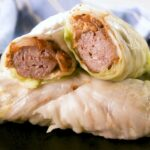 Cabbage Wrap Brats