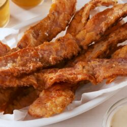 Chicken Fried Bacon