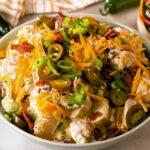 Jalapeño-Cheddar Potato Salad