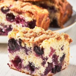 Best-Ever Blueberry Buckle