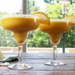 Creamsicle Margaritas