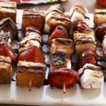 Strawberry Shortcake Skewers
