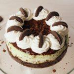 Thin Mint Cheesecake
