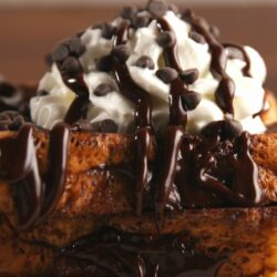Death By Chocolate French Toast