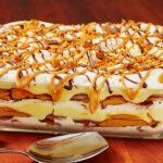 Peanut Butter Dessert Lasagna