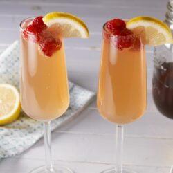Arnold Palmer Mimosas