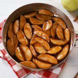 Best-Ever Fried Apples