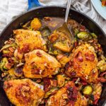 Bacon Harvest Chicken Skillet
