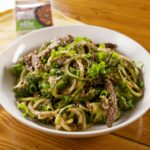 Beef & Broccoli Zoodles
