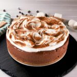 S'mores Mousse Cake