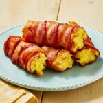 Bacon, Egg, and Cheese Roll-Ups