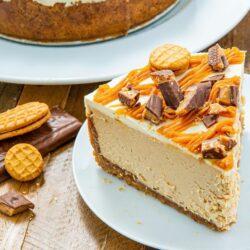 Nutter Butter Cheesecake