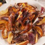 Apple Cider Glazed Cornish Hen