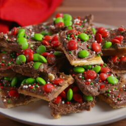Holiday Crack Candy