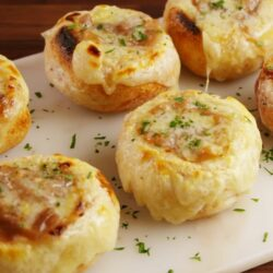 French Onion Soup Bombs
