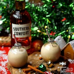 Southern Snowball Cocktail