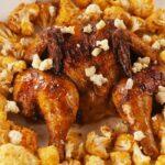 Buffalo Chicken Cornish Hen