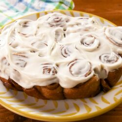 Slow-Cooker Cinnamon Rolls