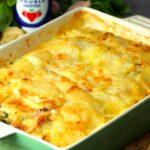 BBQ Creamy Chicken Dauphinoise