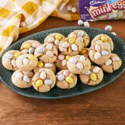 Cadbury Blossom Cookies