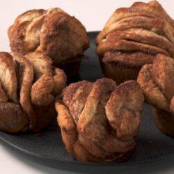 Churro Pull-Apart Muffins