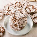 Chocolate Cool Whip Cookies