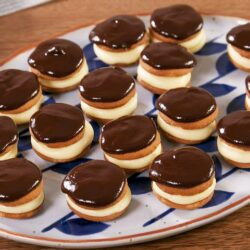 Mini Boston Cream Pies