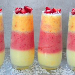 Triple-Layer Piña Coladas