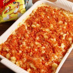 Flamin' Mac & Cheetos