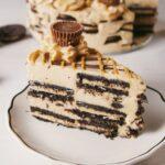 Peanut Butter Icebox Cake