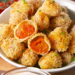 Oven-Fried Cherry Tomatoes
