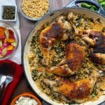 One-Pot Chicken, Chard, And Couscous Dinner
