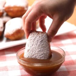 Apple Cider Beignet