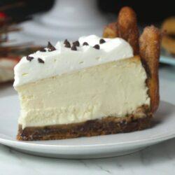 Chocolate Chip Churcookcake