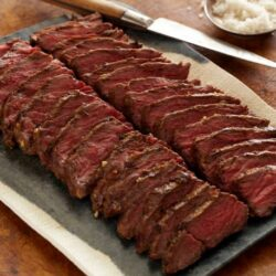 Perfect Grilled Hanger Steak