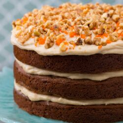 Decadent Dairy-Free Carrot Cake