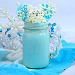 Elsa's Hot Chocolate