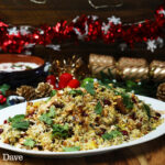 Christmas Biriyani