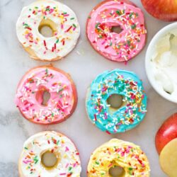 Donut Apples