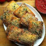 Fried Chicken Parmesan Pockets