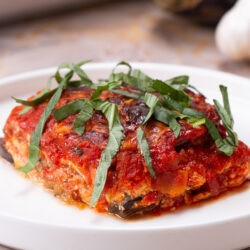 Low-Carb Eggplant Lasagna