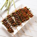 Bacon-Wrapped Asparagus Skewers