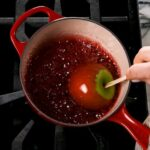 Easy Candy Apples